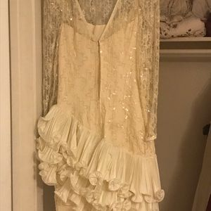 Gorgeous Vintage Lillie Rubin Wedding Dress
